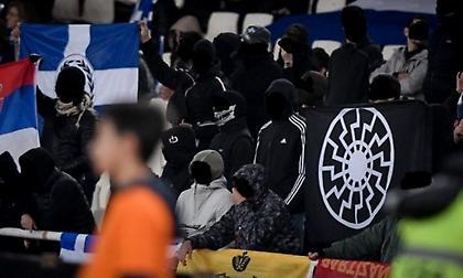 Έρευνα της UEFA για το ναζιστικό «πάρτι» στο Ελλάδα-Εσθονία