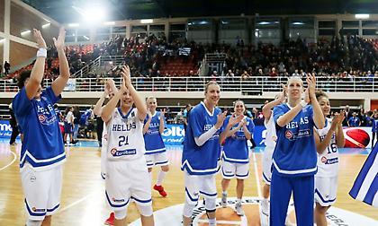 Εκτός Ευρωμπάσκετ η Εθνική Γυναικών