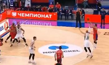 Σέρχι: «Σκότωσε» τη Ζαλγκίρις με… season high! (video)