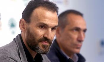 Νικολογιάννης: «Δεν θα πάρει παίκτη μόνο για έξι μήνες ο Παναθηναϊκός»