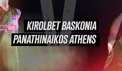 Το... τρέιλερ της Μπασκόνια για το ματς με Παναθηναϊκό (video)