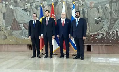 Προχωράει η κοινή υποψηφιότητα Ελλάδας, Σερβίας, Βουλγαρίας, Ρουμανίας για το Παγκόσμιο Κύπελλο 2030