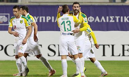 Πήρε το ντέρμπι με τον ΑΠΟΕΛ η ΑΕΚ Λάρνακας!