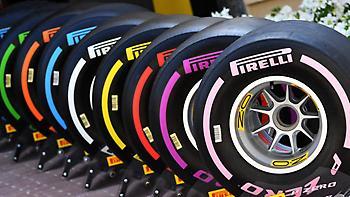 Αποκλειστικά με Pirelli ως το 2023 η Formula 1