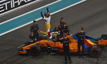 Η Formula 1 αποχαιρετάει έναν θρύλο, τον Φερνάντο Αλόνσο! (vds)