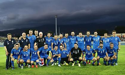 Οι πρωταθλητές Ευρώπης 2004 στην Κύπρο