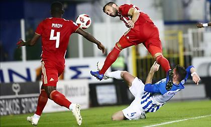Ο Βούκοβιτς είναι αρχηγός...!