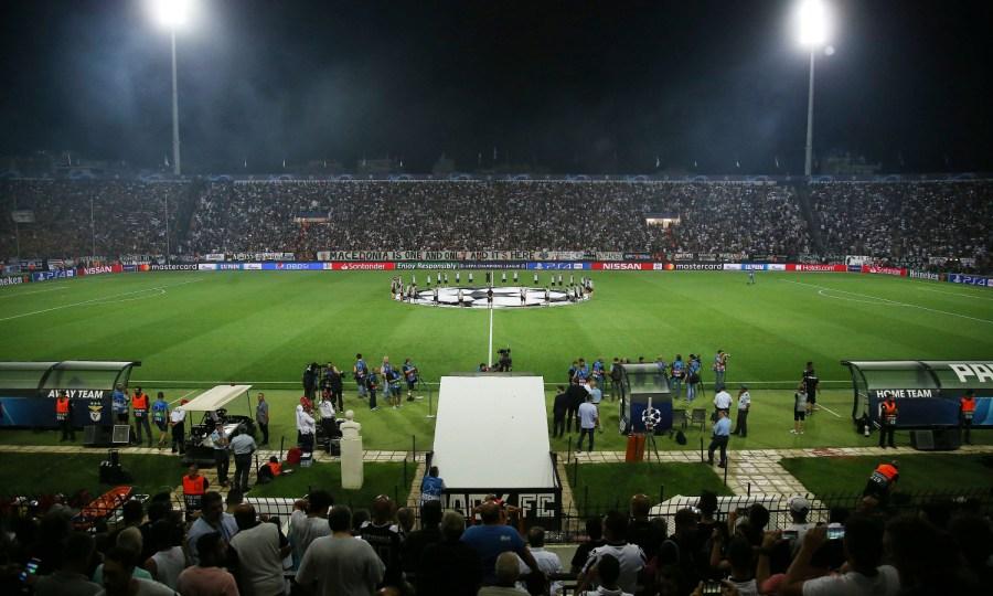Αυτές θα είναι οι έδρες της Εθνικής ποδοσφαίρου!