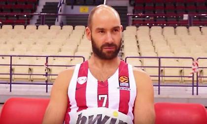 Οι παίκτες του Ολυμπιακού «ψήφισαν»: Σλούκα, γύρνα πίσω! (video)