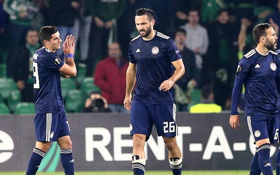 Βούκοβιτς: «Παίξαμε καλά, αλλά δυστυχώς δεν μπήκε το γκολ»