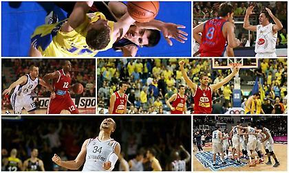 Δαβίδ και Γολιάθ: EuroLeague edition – Από το Περιστέρι στη Μπουντούτσνοστ (videos)