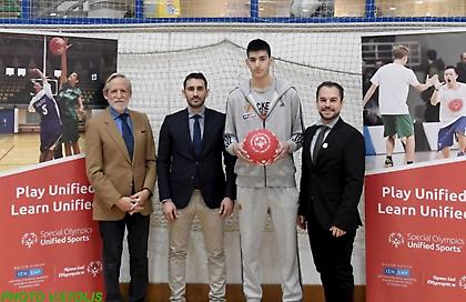 Η ΚΑΕ Παναθηναϊκός ΟΠΑΠ στην Ευρωπαϊκή Εβδομάδα Μπάσκετ Special Olympics (video)