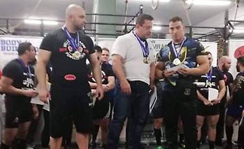 Τρεις Έλληνες στο Arnold Sports Festival!
