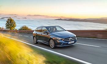 Με βενζινοκινητήρα 1,3 η νέα Mercedes B-Class