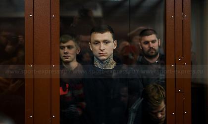 Απορρίφθηκε το αίτημα αποφυλάκισης Κοκόριν και Μαμάεφ