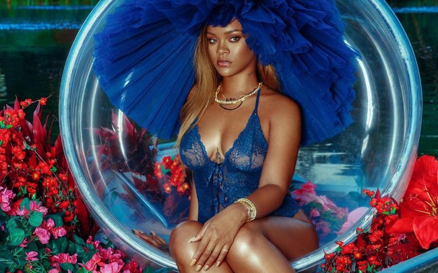 Η Rihanna λανσάρει τη σούπερ σέξι σειρά εσωρούχων της (pics)
