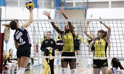 Την Κυριακή το ντέρμπι «Ευρωπαίων» της Volley League γυναικών