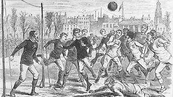 Οι πρώτοι 13 κανονισμοί στην ιστορία του ποδοσφαίρου