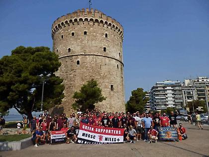 Στην Ελλάδα το μεγαλύτερο ποδοσφαιρικό τουρνουά φιλάθλων παγκοσμίως