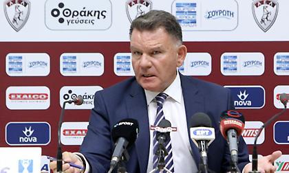 Κούγιας: «Με το στρουμφάκι τον Μίχελ είχα θέματα – Από το οικονομικό εξαρτάται του Μποζίνοφ»