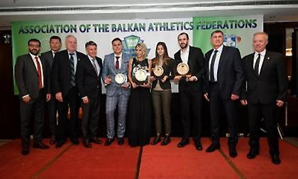 Κορυφαία αθλήτρια στίβου των Βαλκανίων η Παπαχρήστου!