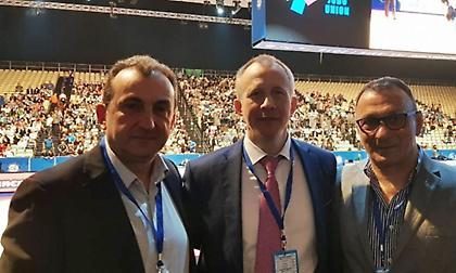 Σπουδαίες διεθνείς διοργανώσεις τζούντο ανέλαβε την τριετία 2019-2021 η Ελλάδα