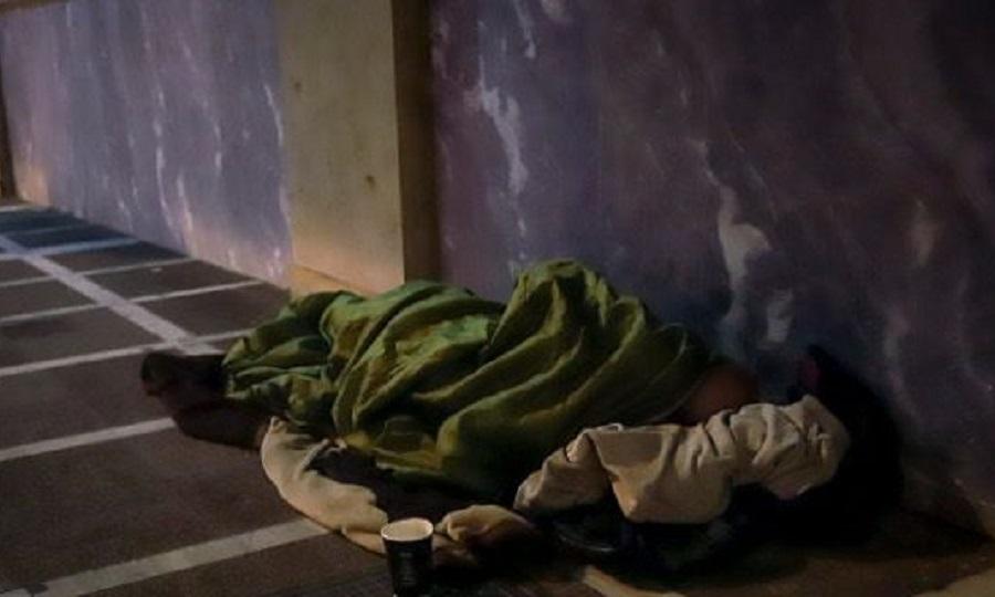 Ρέθυμνο: Αστεγος βρέθηκε νεκρός από το κρύο