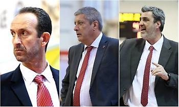Πανιώνιος: Τρεις νίκες, με τρεις διαφορετικούς προπονητές!