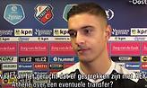 Επιβεβαιώνει ο Πέτερσον για ΑΕΚ: «Ξέρω ότι οι σύλλογοι είναι σε συζητήσεις» (video)