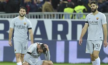 «Εσώκλειστοι» οι παίκτες της Ρόμα