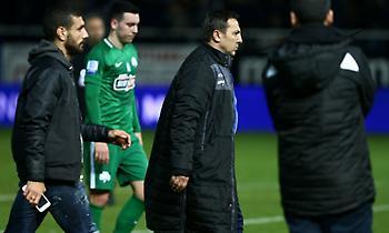 Παπαδόπουλος: «Η ομάδα έχει τη δυνατότητα να κερδίσει οποιοδήποτε αντίπαλο»