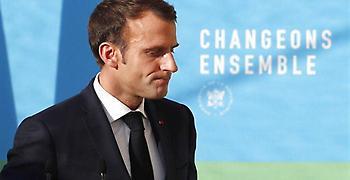 Διάγγελμα Μακρόν προς τον γαλλικό λαό τη Δευτέρα