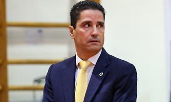 Σφαιρόπουλος: «Να μάθουμε από αυτή την ήττα»