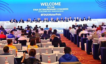 Εγκρίθηκαν οι αλλαγές κανονισμών της FINA