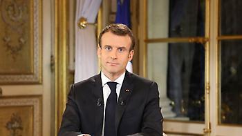 Γαλλία: Αυξήσεις 100 ευρώ στους μισθούς ανακοίνωσε ο Μακρόν