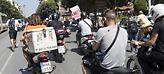 «Ντελιβεράδες» Θεσσαλονίκης: Εργοδότης ζητά 200.000 ευρώ από διανομείς που... απέλυσε!