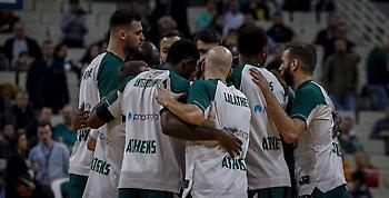 Basket League: Στην Ελλάδα παραμένει φαβορί ο Παναθηναϊκός