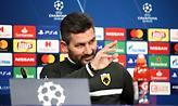 Ουζουνίδης: «Θα παίξουν στο κέντρο παίκτες που δεν είναι κεντρικοί»