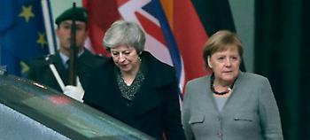 Μέρκελ σε Μέι: Καμία πιθανότητα επαναδιαπραγμάτευσης του Brexit