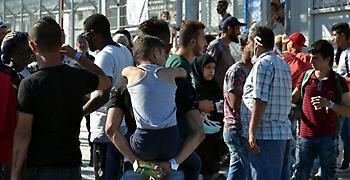 Συναγερμός στη Μόρια: Βρέθηκε νεκρός ένας άνδρας που είχε αιτηθεί άσυλο
