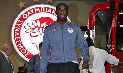 Αποχαιρέτησε τους οπαδούς του Ολυμπιακού ο Τουρέ: «Επέστρεψα για εσάς, αλλά...»