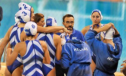 Οι 17 της Εθνικής γυναικών για το ματς με την Ισπανία