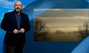Πρόγνωση καιρού: Δείτε πού θα το στρώσει αύριο Πέμπτη – Τι προβλέπει ο Σάκης Αρναούτογλου (vid)