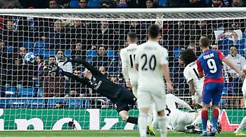 Σοκάρει τη Ρεάλ Μαδρίτης η ΤΣΣΚΑ, 0-2 στο ημίχρονο!
