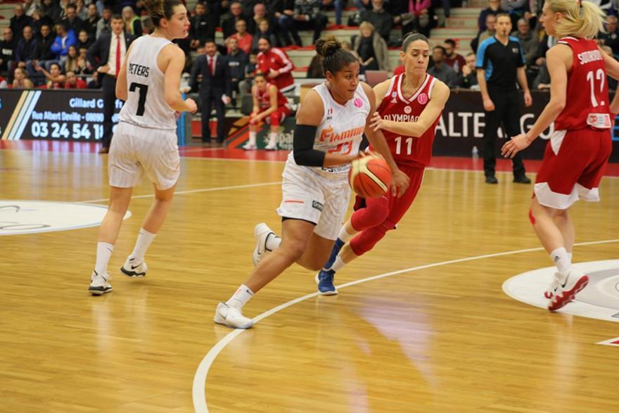 Έκτη ήττα στην Ευρωλίγκα Γυναικών για Ολυμπιακό