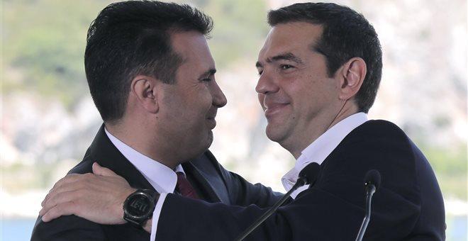 Ικανοποίηση στην Αθήνα για τις διατυπώσεις των σκοπιανών τροπολογιών
