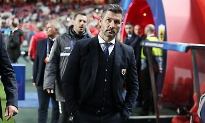 Ουζουνίδης: «Οι διαιτητές μάς θύμιζαν σε κάθε ματς πως είμαστε οι αδύναμοι του ομίλου»