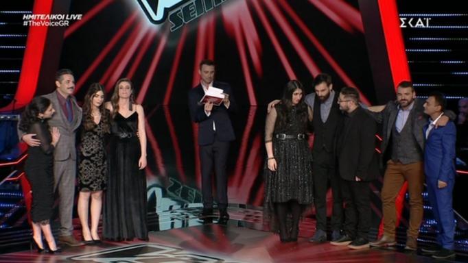 The Voice: Ξέχασε τα λόγια της, κι όμως η Παπαρίζου ενθουσιάστηκε – Ποιοι πέρασαν στον τελικό