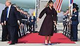 Η Μελάνια Τραμπ έκανε μεγάλη αλλαγή στην εμφάνισή της (pics)