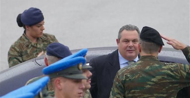 Βόμβα Καμμένου: Θα παραιτηθώ αν η Συμφωνία των Πρεσπών ψηφιστεί από ΠΓΔΜ